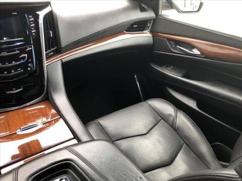 2017 Cadillac Escalade ESV for sale at Herman Jenkins Used Cars in Union City TN