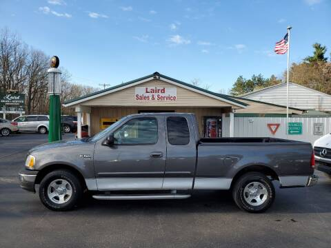 2003 Ford F-150 for sale at LAIRD SALES AND SERVICE in Muskegon MI