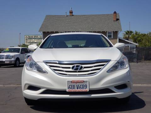 2012 Hyundai Sonata for sale at First Shift Auto in Ontario CA