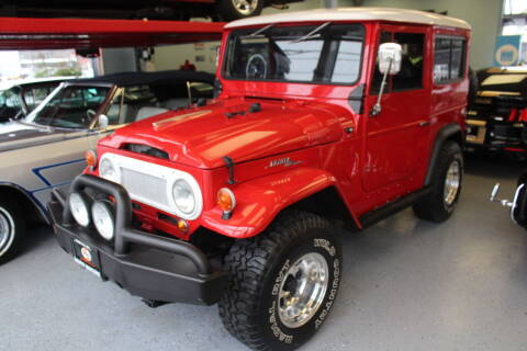 1969 Toyota Land Cruiser for sale at Sabeti Motors in Tacoma WA
