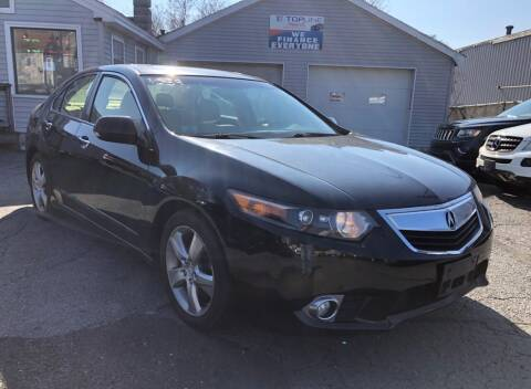2012 Acura TSX for sale at Top Line Import of Methuen in Methuen MA