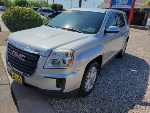 2017 GMC Terrain for sale at A AND A AUTO SALES in Gadsden AZ