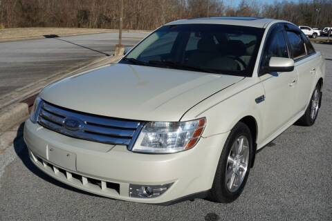 2008 Ford Taurus for sale at Modern Motors - Thomasville INC in Thomasville NC