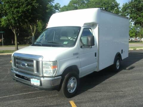 2010 Ford E-Series Chassis for sale at Siglers Auto Center in Skokie IL