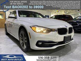 2017 BMW 3 Series for sale at Best Auto Outlet in Floral Park NY
