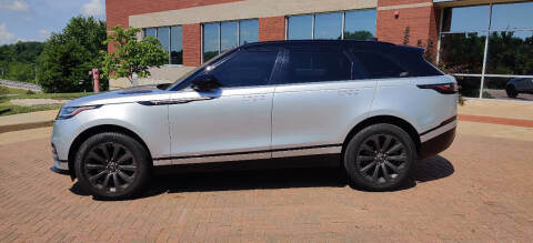 2018 Land Rover Range Rover Velar for sale at Auto Wholesalers in Saint Louis MO