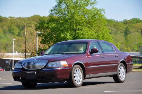 2008 Lincoln Town Car for sale at T CAR CARE INC in Philadelphia PA