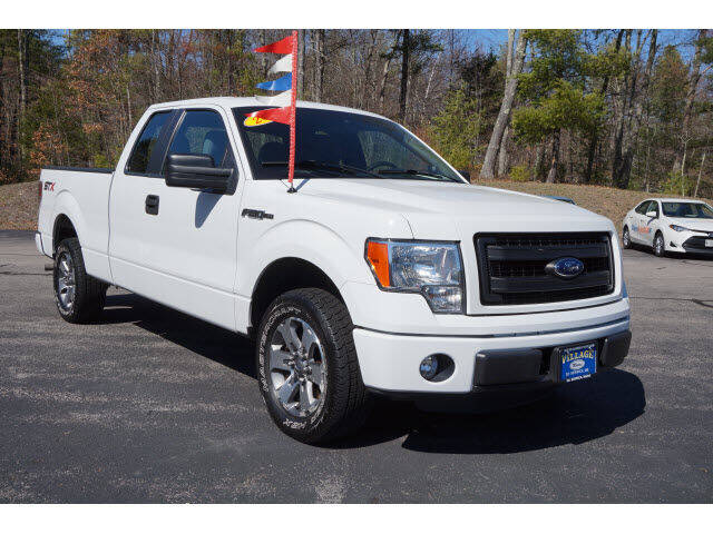 2014 Ford F-150 for sale at VILLAGE MOTORS in South Berwick ME
