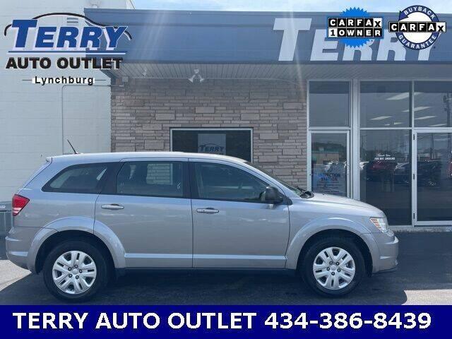 2015 Dodge Journey for sale in Lynchburg, VA