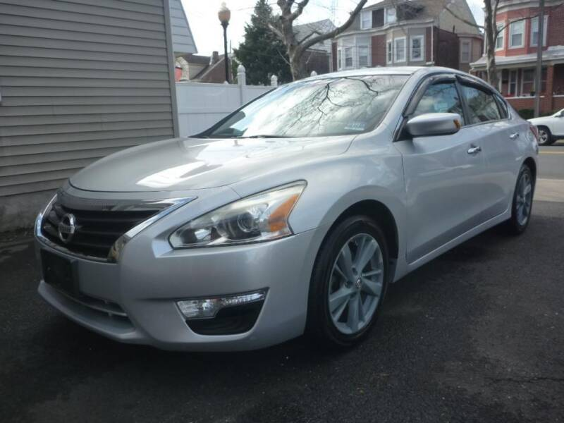 2013 Nissan Altima for sale at Pinto Automotive Group in Trenton NJ