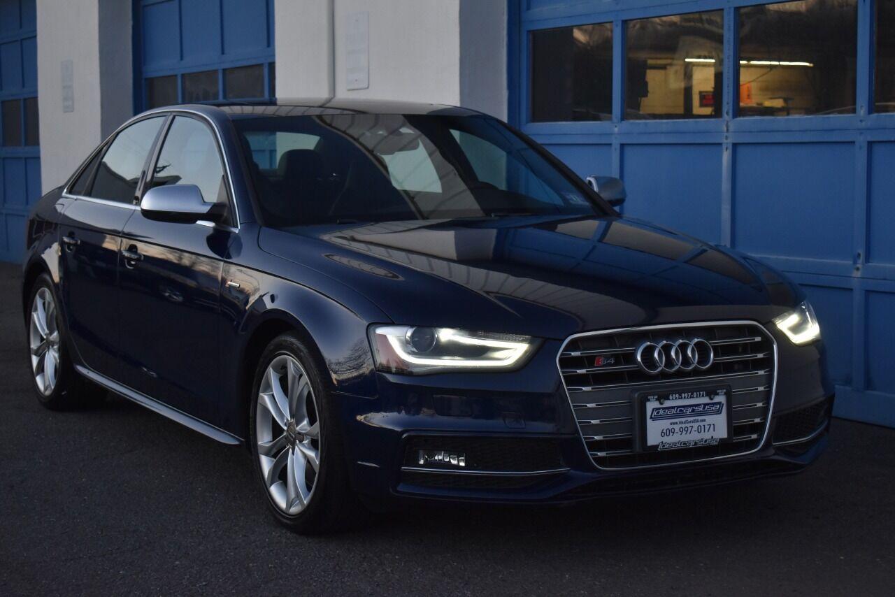 2014 Audi S4 3.0T quattro Premium Plus AWD 4dr Sedan 7A full