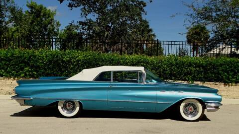 1960 Buick LeSabre for sale at Premier Luxury Cars in Oakland Park FL