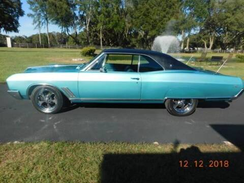 1967 Buick Skylark for sale at Classic Car Deals in Cadillac MI