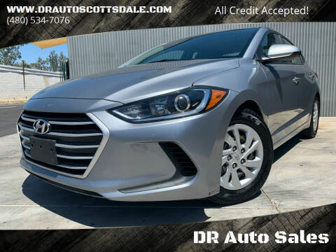 2017 Hyundai Elantra for sale at DR Auto Sales in Scottsdale AZ