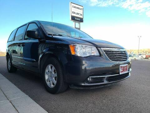 2012 Chrysler Town and Country for sale at Tommy's Car Lot in Chadron NE
