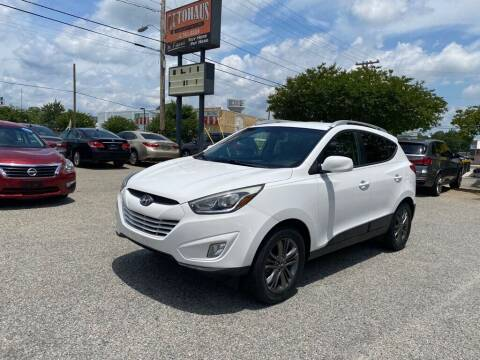 2014 Hyundai Tucson for sale at Autohaus of Greensboro in Greensboro NC