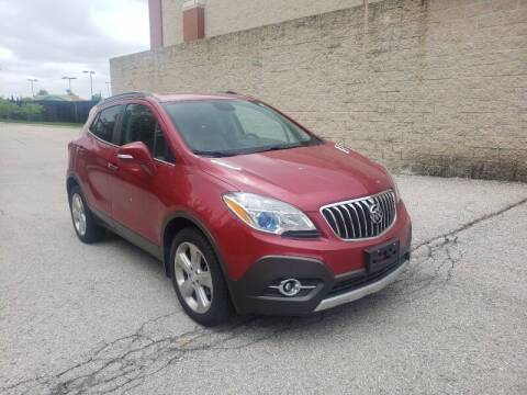 2015 Buick Encore for sale at Auto Choice in Belton MO