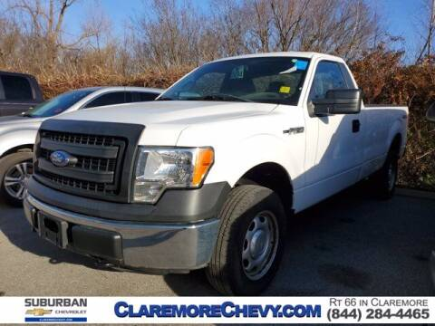 2014 Ford F-150 for sale at Suburban Chevrolet in Claremore OK