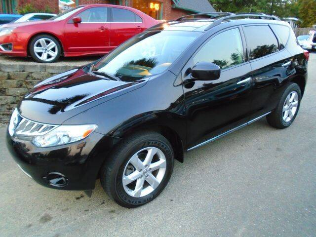 2010 Nissan Murano for sale at Carsmart in Seattle WA