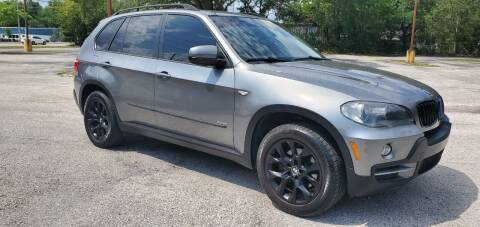 2007 BMW X5 for sale at Royal Auto Mart in Tampa FL