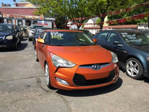 2012 Hyundai Veloster for sale at Chambers Auto Sales LLC in Trenton NJ