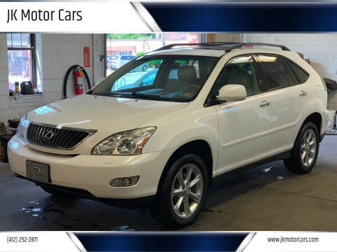 2008 Lexus RX 350 for sale at JK Motor Cars in Pittsburgh PA