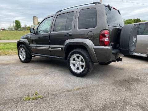 2006 Jeep Liberty for sale at K & P Used Cars, Inc. in Philadelphia TN