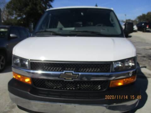 2019 Chevrolet Express Passenger for sale at Atlantic Motors in Chamblee GA
