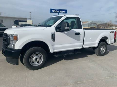2020 Ford F-250 Super Duty for sale at Keller Motors in Palco KS