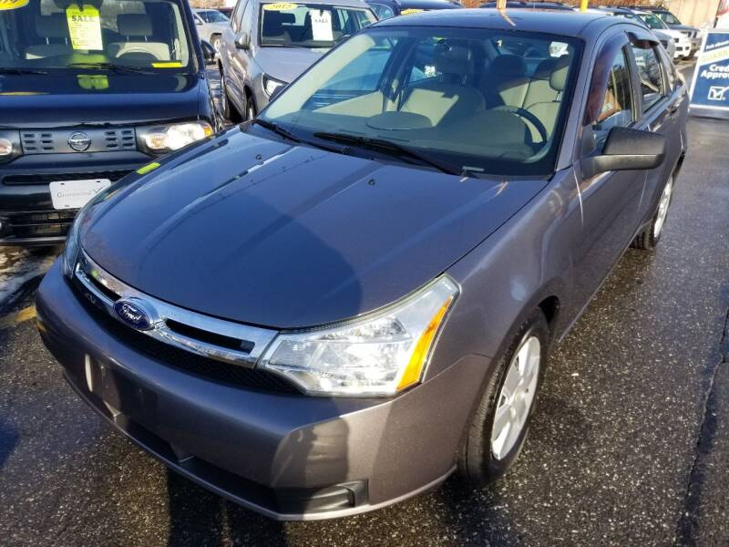 2011 Ford Focus for sale at Howe's Auto Sales in Lowell MA