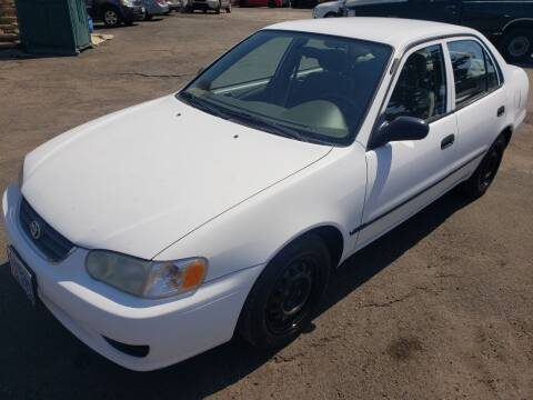 2001 Toyota Corolla for sale at KC Cars Inc. in Portland OR