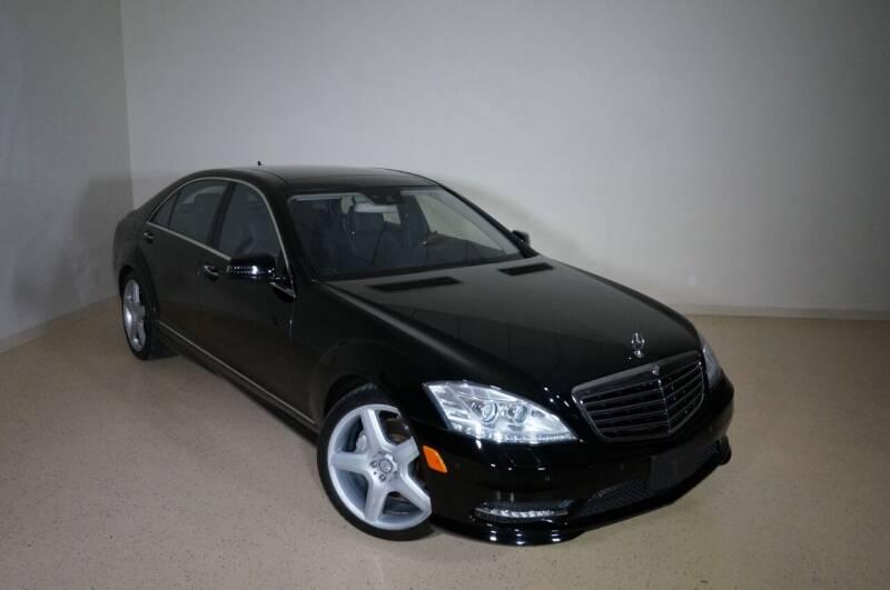 2011 Mercedes-Benz S-Class for sale at TopGear Motorcars in Grand Prairie TX