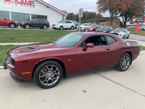 2017 Dodge Challenger for sale at Efkamp Auto Sales LLC in Des Moines IA