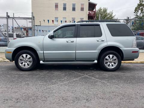 2006 Mercury Mountaineer for sale at G1 Auto Sales in Paterson NJ