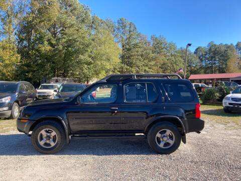 2003 Nissan Xterra for sale at Joye & Company INC, in Augusta GA