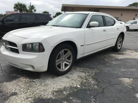2007 Dodge Charger for sale at AutoVenture Sales And Rentals in Holly Hill FL