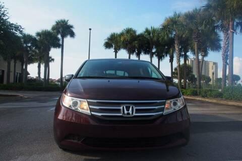 2013 Honda Odyssey for sale at Gulf Financial Solutions Inc DBA GFS Autos in Panama City Beach FL