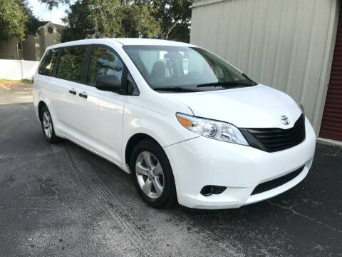 2015 Toyota Sienna for sale at Nelivan Auto in Orlando FL
