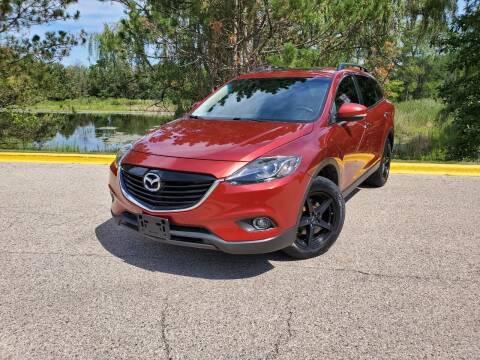 2015 Mazda CX-9 for sale at Excalibur Auto Sales in Palatine IL