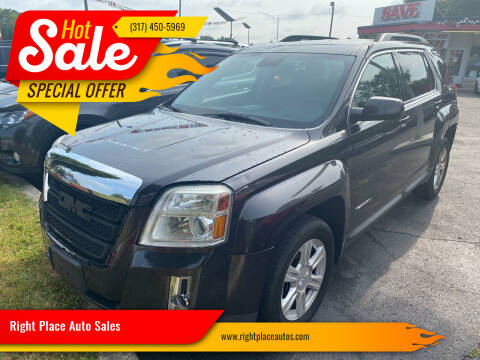 2014 GMC Terrain for sale at Right Place Auto Sales in Indianapolis IN