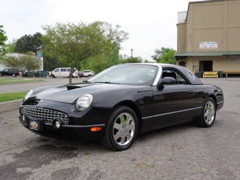 2002 Ford Thunderbird for sale at Great Lakes Classic Cars in Hilton NY