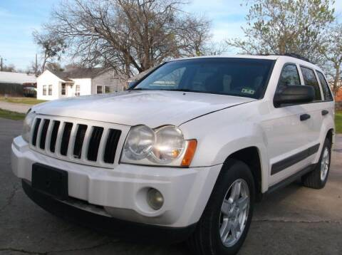 2005 Jeep Grand Cherokee for sale at Pary's Auto Sales in Garland TX