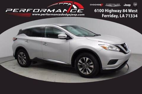 2016 Nissan Murano for sale at Auto Group South - Performance Dodge Chrysler Jeep in Ferriday LA