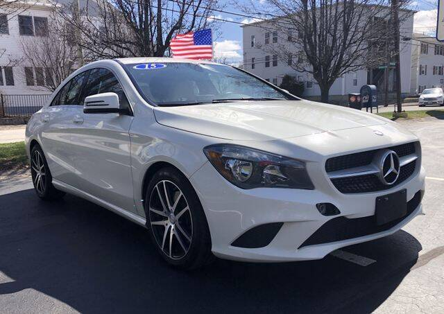 2015 Mercedes-Benz CLA for sale at Ataboys Auto Sales in Manchester NH
