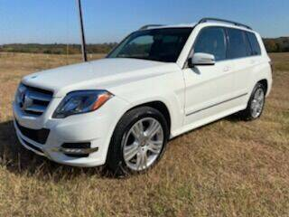 2015 Mercedes-Benz GLK for sale at CAVENDER MOTORS in Van Alstyne TX
