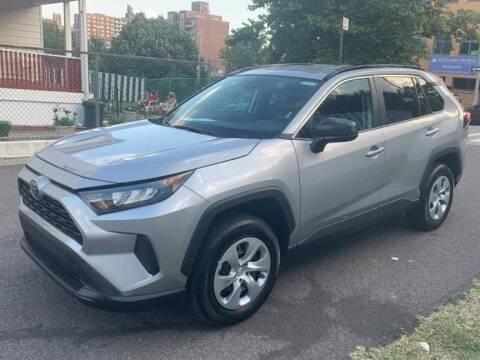 2021 Toyota RAV4 for sale at Sylhet Motors in Jamaica NY