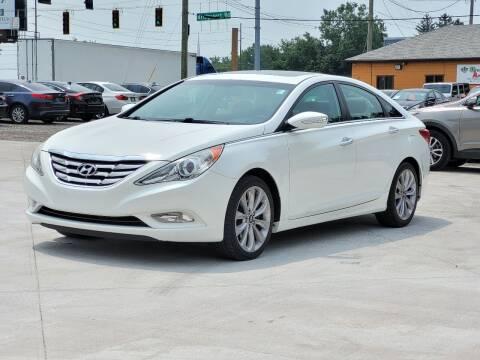 2011 Hyundai Sonata for sale at PRIME AUTO SALES in Indianapolis IN