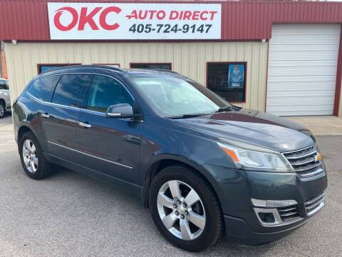 2013 Chevrolet Traverse for sale at OKC Auto Direct in Oklahoma City OK