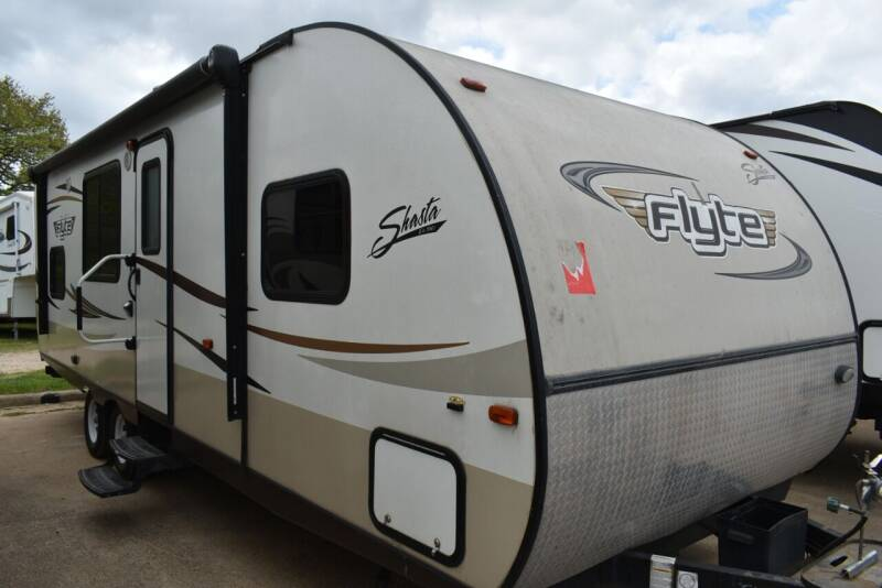 2015 Forest River Shasta Flyte 255bhs for sale at Buy Here Pay Here RV in Burleson TX