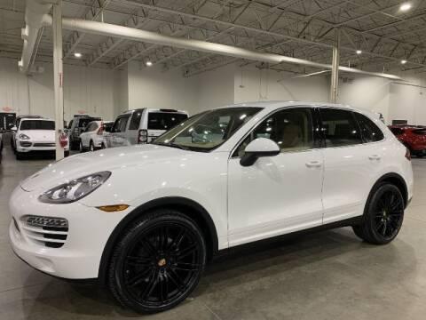 2012 Porsche Cayenne for sale at Godspeed Motors in Charlotte NC